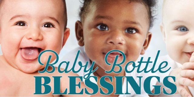 Baby Bottle Blessings 2021