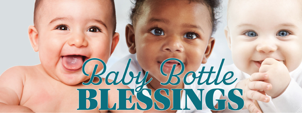 Baby Bottle Blessings